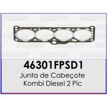 46301fpsd1;junta Cabecote Vw Kombi Diesel - 2 Furos