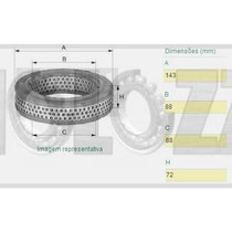 Filtro Ar Vw Fusca 1300l/1500/1600 Simples