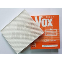 Filtro Ar Condicionado Vw Fox/crossfox/spacefox 2002/ - Novo