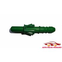 Conector Engate Rapido Gasolina C/trava 8mm X 60mm