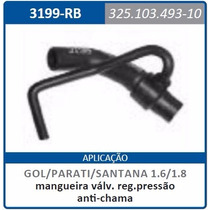 Mangueira Vw Gol/parati/santana Ap - Reg. Pressao/anti Chama