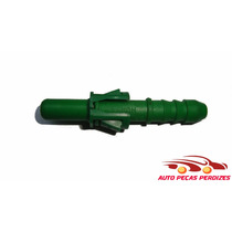 Conector Engate Rapido Gasolina C/trava 8mm Comp 60mm