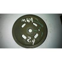 Polia Da Bomba De Direção Hidráulica Marea 2.0 / 2.4 20v