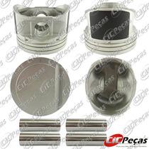 Pistão Motor Standard Carens 2.0 16v (09/13) Bloco G4gc