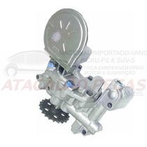 Bomba Oleo Motor Citroen Picasso 1.6 16v Apos 2005