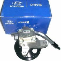 Bomba Direção Hidráulica Hyundai Azera 05/10 Original Mobis