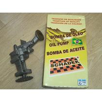 Bomba De Óleo Scenic Laguna 2.0 16v 01 Até 05 24 Dts 10221