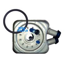 Radiador De Óleo Com Anel Gol/santana Motor Ap 068117021b