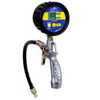 Calibrador Pneu Manual De Com Manômetro Digital Planatc