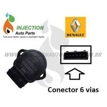 Sensor Aceler. Clio 1.0 16v Kango 1.0 16v Cts4089 Novo