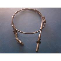 Cabo Acelerador Escort 1.6 Cht 83/92 Hobby 1.6 1310mm