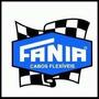 Cabo Afogador Fiat Uno 1.6r 1992 Ed Fania