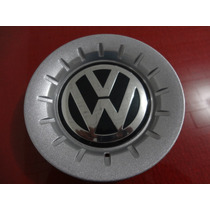Calota Central Original Vw Polo Fox Roda Liga Leve Aro 14