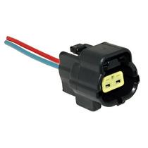 Chicote Cabo Rabicho Fio Soquete Plug Conector Farol Milha