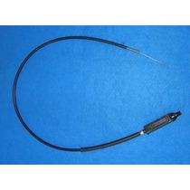Cabo Afogador Chevette S/botão 82/86 94633797 830mm Gm229a