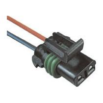 Plug Fio Soquete Rabicho Cebolao Radiador Omega 2.2 Tempra