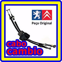 Cabo Alavanca Marcha Xsara Picasso C4 Seletor Trambulador