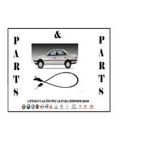 Cabo Embreagem Peugeot 405 1.6 1.8 2.0 1 Linha