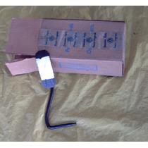 Pedal Acelerador Original Gol Bx Quadrado 84 96 Parati Voyag
