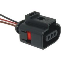 Chicote Conector Fio Plug Soquete Pressostato Ar Cond. Vw Up