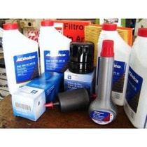 Kit De Filtros E Oleo Corsa,celta, 5w30 Original Gm