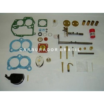 Kit Reparos Para Brosol 2e / 3e Vw Ford Gm Carburador Brasil