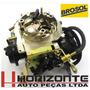 Carburador 3e Opala Caravam C20 6cc Alcool Solex Brosol Novo