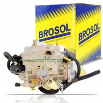 Carburador 2e 1.8 Alcool Brosol Voyage Ap 1984 85 86 A 1993