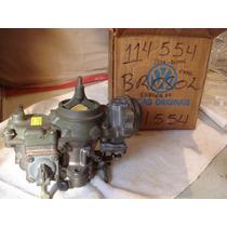 Carburador Brosol 1300 Fusca Alcool Lado Esquerdo Original
