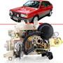 Carburador 2e 1.8 Alcool Brosol Gol Gt Motor Ap 84 85 86
