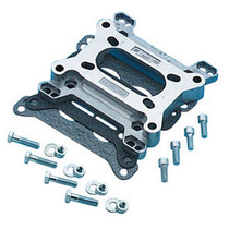Flange Mr Gasket P/ Colocar Quadijet Opala Maverick Dodge