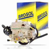 Carburador Completo 1.8 À Alcool Del Rey 1989 1990 1991