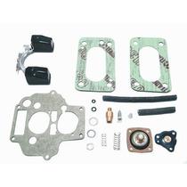 Kit Carburador Uno,premio,elba, 1300, 1500, Gasolina, Alcool