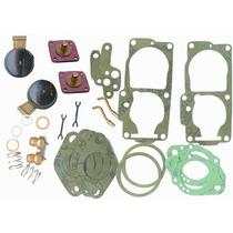 Kit Carburador Com Gicleurs, Brasilia,kombi,fusca,alcool