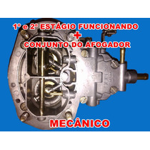 Carburador 34 Seie Opala 2.5 4cc - De 09/78 Á 10/83 Gasolina