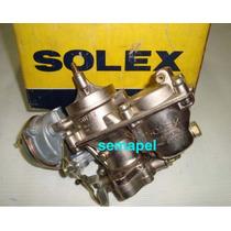 Carburador Solex Novo 35 Alfa 1 Monza 1.6 Alc 05/82...