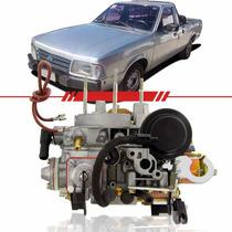 Carburador Completo Pampa 90/92 1.8 Gas Solex Brosol Sem Ar