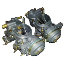 Carburador Fusca Brasilia Solex H32/34 Pdsi.2 Gasolina