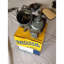 Carburador Brosol Solex 1300 Fusca Gasolina- Na Caixa