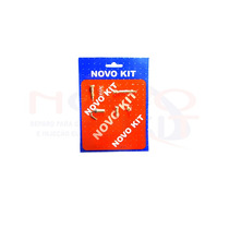 Kit Carburador Boia Agulha Fiat 147 Alc/gas Solex 32 Dis