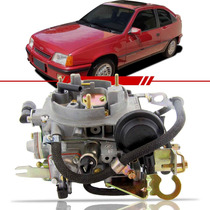 Carburador Solex 2e Monza 1.8 2.0 À Gasolina Brosol 91/87
