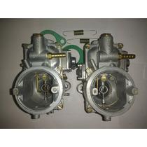 Dupla Carburação Solex H40/44 Eis Para Fusca Puma Variant