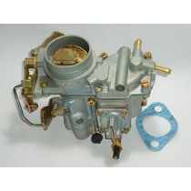 Carburador Chevette Chevy Marajo 1.6 Simples Gasolina Solex