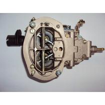 Carburador Opala H34 Alcool Recond. E Banhado Solex,