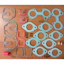 Kit Reparo Solex 40 Italiano Duplo Horizontal
