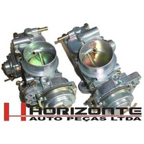 Carburador Kombi Fusca Duplo Solex H32/34 Pdsi.2 Gasolina