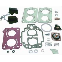 Kit Carburador Weber Duplo Tlde Gol,voyage,parati,saveiro