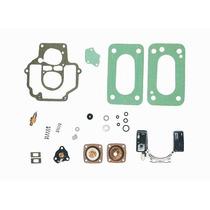 Kit Carburador Weber Duplo Tempra 2.0 Gasolina, Alcool