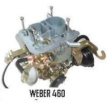Carburador Weber 460 Para Escort Hobby 1.0 Gasolina