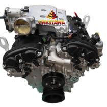 Motor Gm V6 3.6 Trailblazer E Camaro Transmissão Automatica